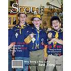 Scout Personalized Magazine Cover