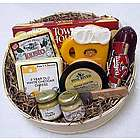 Wisconsin Beer Lover's Cheese and Snack Gift Basket