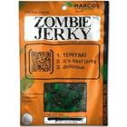 Zombie Jerky in Teriyaki