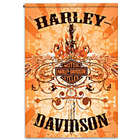 Harley-Davidson Wings Flag