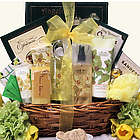 Vanilla Orchid Spa Luxuries Mother's Day Spa Gift Basket