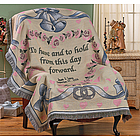 Personalized Wedding Throw