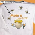 Little Honeys Personalized Sweatshirt