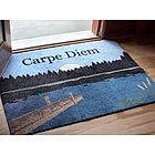 Lake Personalized Doormat
