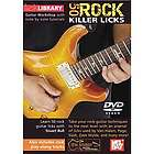 Learn to Play 50 Rock Killer Licks DVD and Book