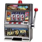 Vegas-Style Slot Machine Bank