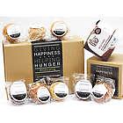 Homemade Muffins and Theo Hot Chocolate Gift Box