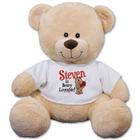Personalized Beary Loveable Teddy Bear