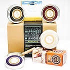 Wine Cheeses and Crackers Gift Box