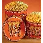 Indian Corn Popcorn 2 Gallon Tin