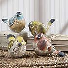 Songbird Quartet Figures