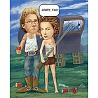 Rednecks Caricature from Photos