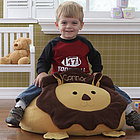 Personalized Lion Bean Bag Chair