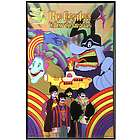 The Beatles Yellow Submarine Framed Print