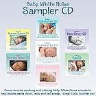 Baby Sleep Sounds Sampler CD