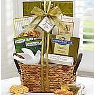 Peaceful Reflection Sweets Sympathy Basket