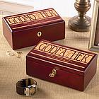 Personalized Godmother/Godfather Keepsake Box