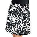 Women's Print Wrap Swim Skirt