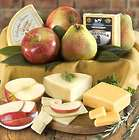 Fresh Fruit and Cheese Gourmet Box