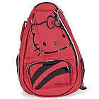 Red Hello Kitty Diva Tennis Backpack