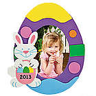 2013 Easter Egg Photo Frame Magnet Craft Kit