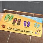 Flip Flops Doormat