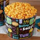 Two Gallon Cheese and Caramel Gift Tin
