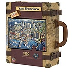 San Francisco Suitcase Puzzle
