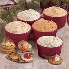 Seafood Incredible Spreadables Gift Sampler Gift of 5 Save 30%