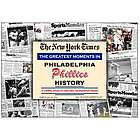 Philadelphia Phillies History Newspaper Replica