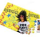 Disco Diva Personalized Jigsaw Puzzle