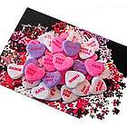 Couple's Candy Hearts Jigsaw Puzzle