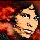 Jim Morrison Pop Art Print