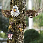 Solar Eagle Tree Hugger