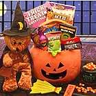 Bewitched Halloween Trick or Treats Treats Gift Basket
