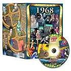 50th Anniversary or 50th Birthday DVD for 1968