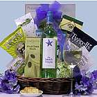 Sensational Summer Gourmet Food & Wine Gift Basket