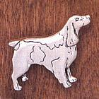 Handcrafted Springer Spaniel Pin