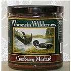 Wisconsin Wilderness Cranberry Mustard