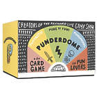 Punderdome - A Card Game for Pun Lovers