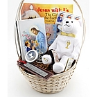 First Communion Gift Basket for Boy