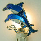 Dancing Dolphins Night Light