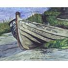 Personalized Deserted Island Fine Art Print