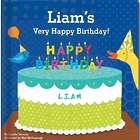 My Very Happy Birthday Book for Boy