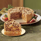 Big Red Cheddar & Deep-Dish Caramel Apple Pie