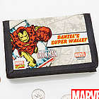 Personalized Retro Marvel Comics Wallet