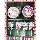 Hello Kitty Party Cupcake Kit