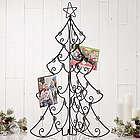 Christmas Tree Tabletop Christmas Card Holder