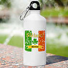 Personalized Pride of the Irish Water Bottle