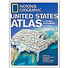 Third Edition US Atlas for Young Explorers Book
